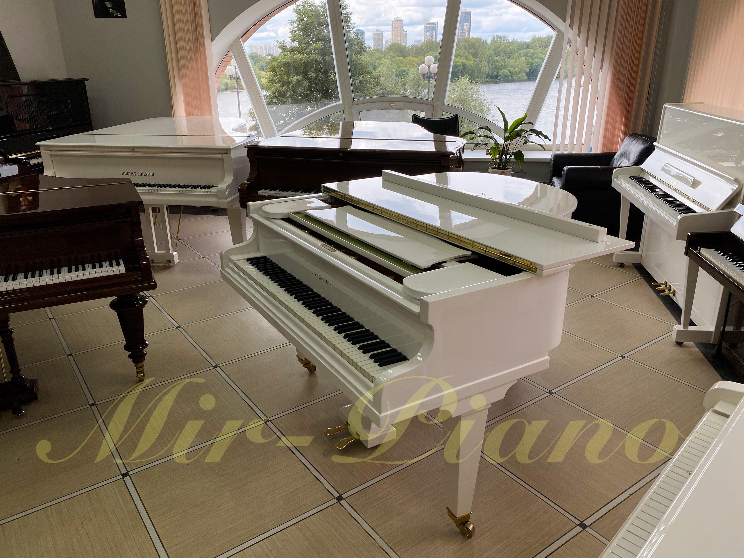 Рояль C.Bechstein / Мир-Пиано